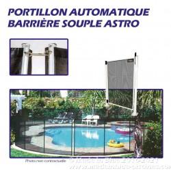 PORTILLON AUTOMATIQUE BARRIÈRE SOUPLE ASTRO