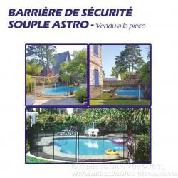 BARRIÈRE DE SÉCURITÉSOUPLE ASTRO - Vendu à la pièce