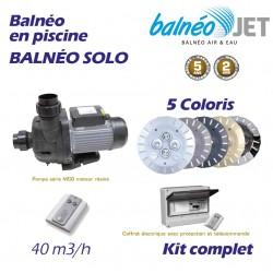 Balnéo JET Balnéo SOLO 3CV mono
