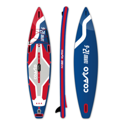 Paddle coasto sup turbo