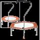 trampoline premium rond