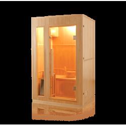 Sauna traditionnel ZEN 2places