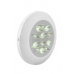 Projecteur easyled EVO WELTICO BLANC 6leds 19w