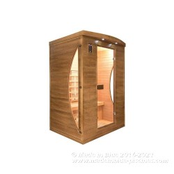 sauna spectra infrarouges 2 pl