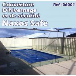 Couverture d'hivernage  sécurité opaque NAXOS SAFE