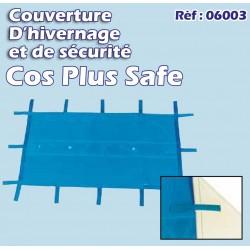 Couverture d'hivernage et de sécurité COS PLUS SAFE