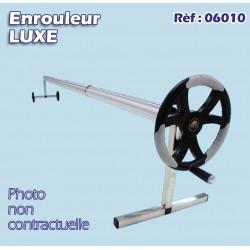 Enrouleur de couverture à bulles isothermique LUXE