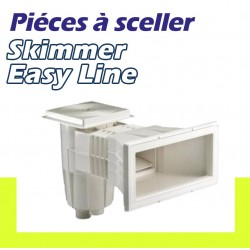 SKIMMER Easy Line pour piscine Made In Blue