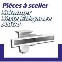 Skimmer Série DESIGN Weltico A 800