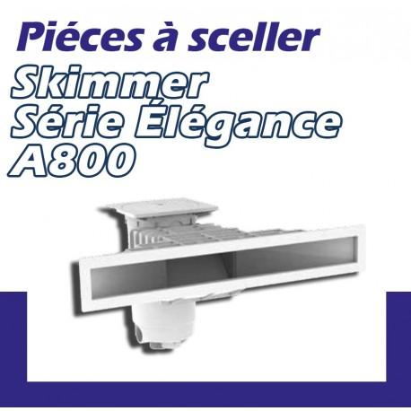 Skimmer Série DESIGN Weltico A800
