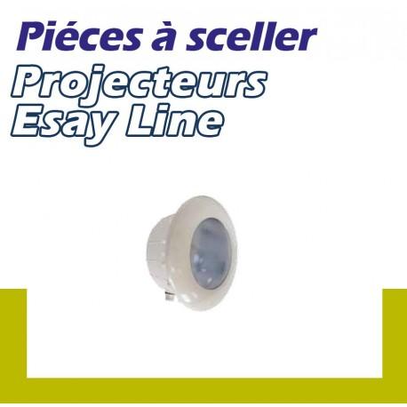 Projecteur Easy Line 300x 12v couleur