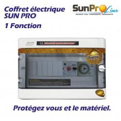 Coffret électrique 1 Fonction