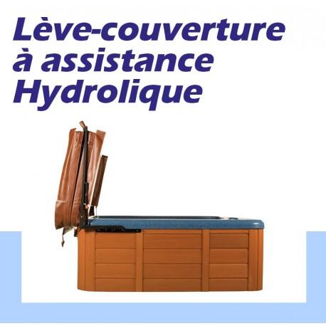 LÈVE COUVERTURE À ASSISTANCE HYDROLIQUE
