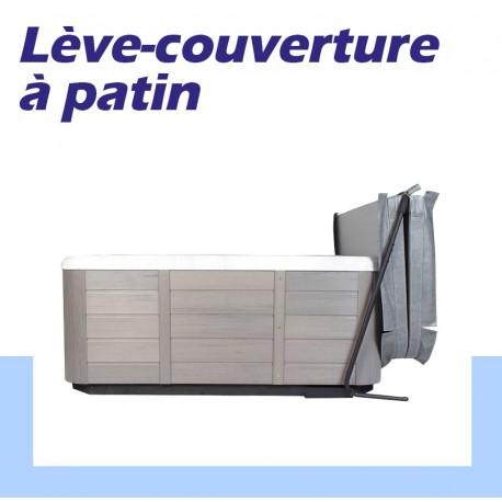 LÈVE COUVERTURE À PATIN