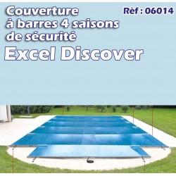 Couverture à barre de sécurité Excel Discover