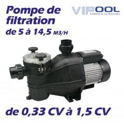 Pompe de filtration VIPOOL MCB