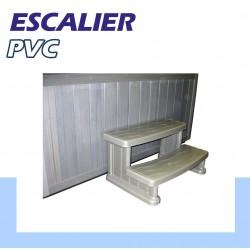 ESCALIER PVC 1er PRIX