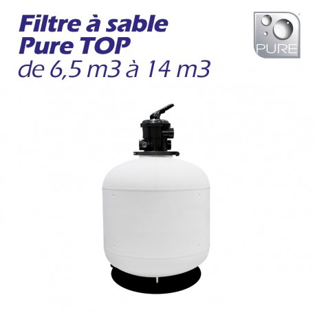 Filtre à sable PURE TOP