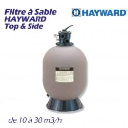 Filtre à sable HARWARD Top & Side