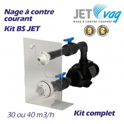 Nage à contre courant JET VAG Junior KIT complet 40m3