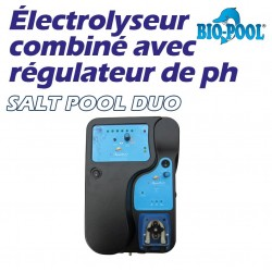 Électrolyseurs SALT POOL DUO BIOPPOL