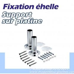 SUPPORT D'ÉCHELLE SUR PLATINE