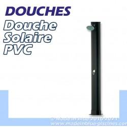 DOUCHE SOLAIRE PVC DROITE